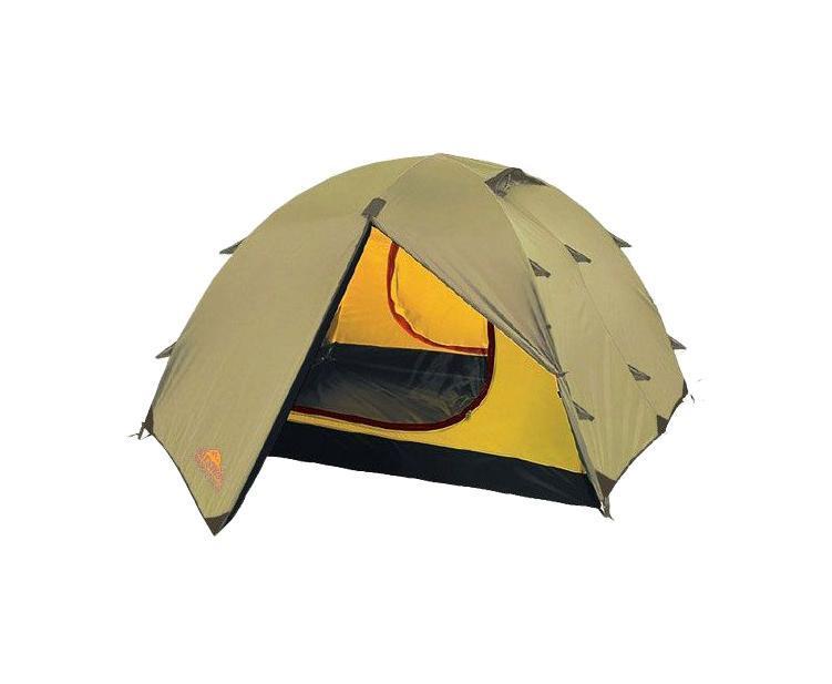 Палатка Alexika Rondo 4 Beige9123.4104Палатка RONDO 4 - хороший ветроустойчивый вариант для пеших походов. Благодаря полусферической форме она прекрасно защищает путешественников от дождя. Как и в предыдущих моделях от ALEXIKA, все швы палатки проклеены термоусадочной лентой, что дает дополнительную защиту и предотвращает затекание воды в вентиляционные окна и под дно палатки. RONDO 4 выделяется среди прочих палаток этого класса досконально продуманной функциональностью. Например, предусмотренные конструкторами внутренние карманы дают возможность разместить в зоне досягаемости самые необходимые вещи. Крючок для фонарика обезопасит вас и соседей по палатке от возможных травм и эксцессов в ночное время. Регулируемая вентиляция поддерживает оптимальную влажность и температуру внутри. Для пеших маршрутов палатка RONDO 4 подходит как нельзя лучше - она легкая и компактная. Помимо этого модель очень быстро устанавливается. Палатка имеет два тамбура, что позволит вам надежно укрывать свой багаж от осадков. Кроме этого...