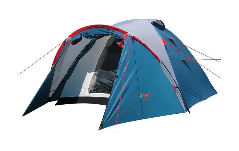 Палатка CANADIAN CAMPER KARIBU 3 (цвет royal)