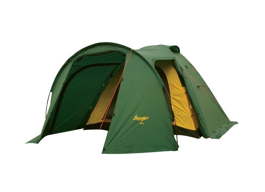 Палатка CANADIAN CAMPER RINO 3 (цвет forest)