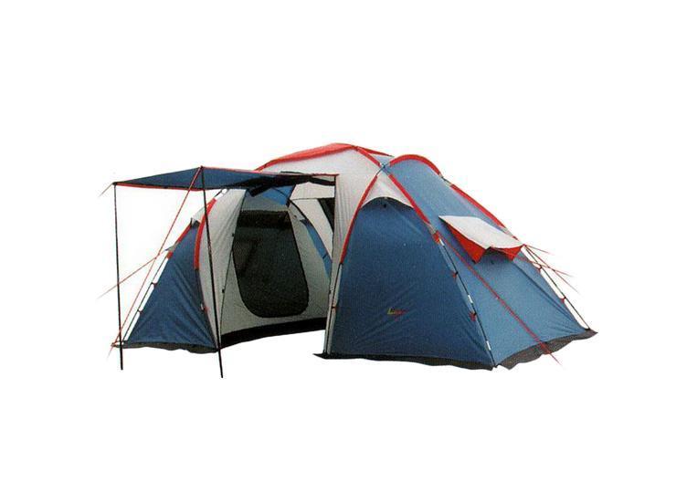 Палатка CANADIAN CAMPER SANA 4 PLUS (цвет royal)30400011Палатка Canadian Camper Sana 4 Plus – четырехспальная кемпинговая палатка, она представляет собой дальнейшее развитие популярной палатки SANA 4. Все присутствующие предыдущей модели качества сохраняются, но к большому центральному тамбуру была добавлена дополнительная «веранда». Это очень просторная модель, подходящая для семейной поездки на природу, две раздельные комнаты позволяют организовать комфортный отдых. Особенности кемпинговой палатки Canadian Camper Sana 4 Plus: Продуманная конструкция превосходно оптимизирует пространство, вы можете сами выбрать – установить отдельно тент, организовать одну просторную или две спальни поменьше; Две спальные двухместные комнаты подходят для семейного отдыха с детьми, которых можно уложить спать отдельно; Просторный центральный тамбур разделяет спальные комнаты; Отличную вентиляцию обеспечивают сразу семь вентиляционных окон и два входа, защищенные от насекомых москитными сетками; Дверь тамбура можно использовать также как...