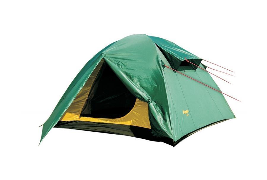 Палатка CANADIAN CAMPER IMPALA 3 (цвет woodland)