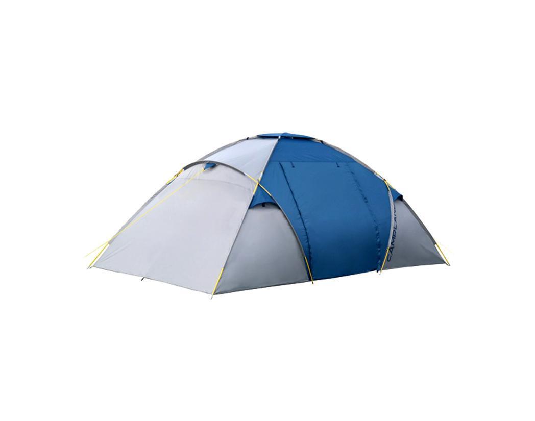 Палатка Campland Racoon 4 Grey-Blue