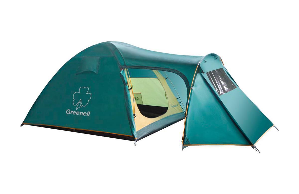 Палатка Greenell Каван 2 Green
