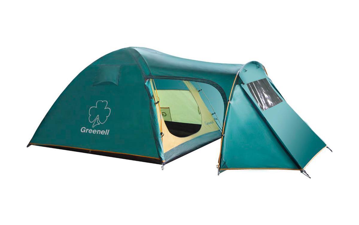 Палатка Greenell Каван 3 Green