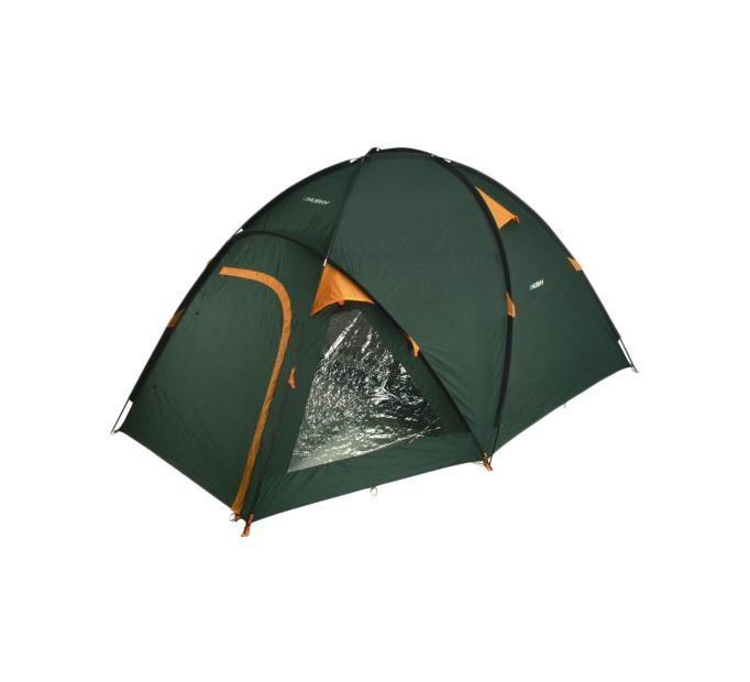 Палатка Husky Bigless 5 Dark GreenУТ-000046901Большая палатка купольного типа с одним входом рассчитана на пять человек. Является фаворитом среди рыбаков из-за легкости установки и прекрасной стабильности. В вестибюле без пола и с прозрачным окном Вы можете готовить и проводить время в период ненастья. В спальне обеспечен повышенный очевидный комфорт благодаря высоте.