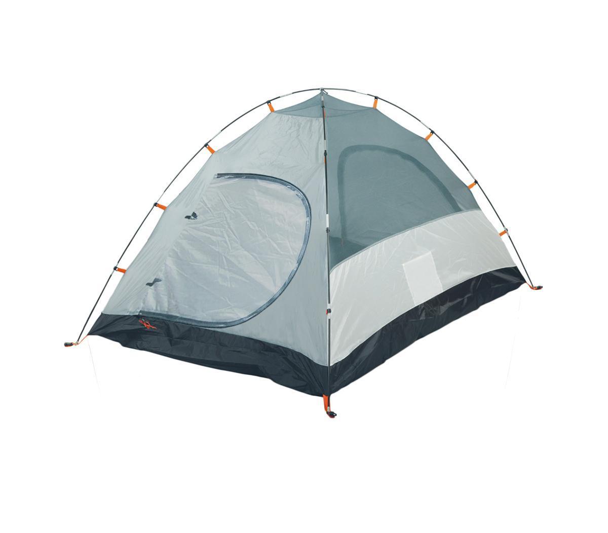 Палатка Husky Bizam 2, цвет: светло-зеленыйУТ-000046991Палатка Bizam 2 является одной из основных моделей походных палаток Husky и идеально подходит для двоих. Представляет собой двухслойную однокомнатную палатку с двумя входами и тамбуром. Внутренняя палатка выполнена из водоотталкивающего нейлона, швы наружного тента проварены специальной лентой. Палатка с комфортной вентиляционной системой, удобная в использовании благодаря небольшому весу и размеру, предназначена для пешего туризма, кемпинга или велотуризма. К палатке прилагаются — дюралевые колышки, ремкомплект, компрессионный мешок, сетка для мелочей. Характеристики: Количество мест: 2. Размер палатки: 290 см х 145 см х 120 см. Спальная комната: 210 см х 145 см. Количество входов: 2. Дуги из фибергласа: 8,5 мм/7,9 мм. Материал наружного тента: полиэстер 185Т, водостойкость 3000 мм.вд.ст. Материал внутреннего тента: нейлон 190Т, противомоскитные сетки. Материал дна: полиэстер 190Т, водостойкость 6000 мм.вд.ст. Размер в собранном виде: ...