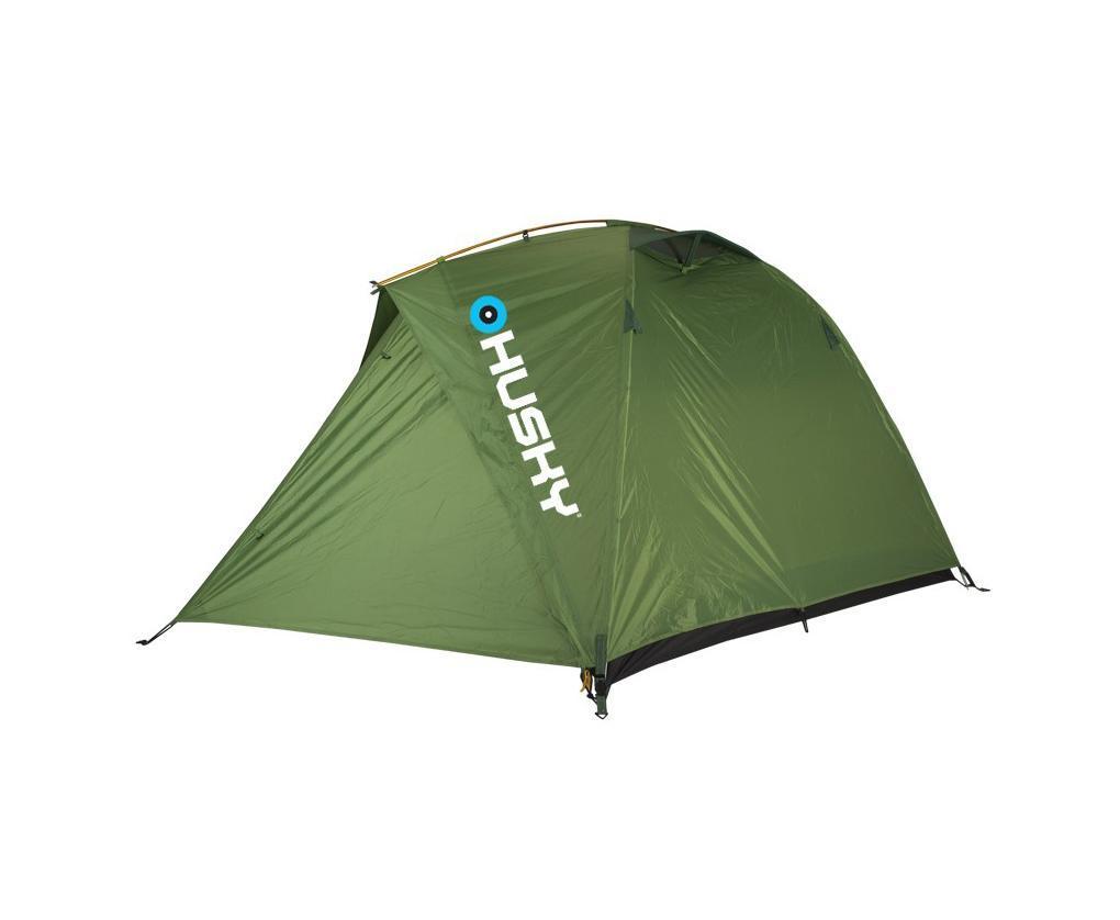 Палатка Husky Brony 3 Light Green, цвет: светло-зеленыйУТ-000056281Палатка HUSKY BRONY 3- двухслойная однокомнатная палатка с двумя входами и тамбурами с внутренним расположением дуг. Внутренняя палатка оснащена противомоскитной сеткой. Новинка 2013 года в серии HUSKY EXTREME LITE. Конструкция с укороченной третьей дугой позволяет создать защищенные от непогоды входы и тамбуры при сохранении минимального веса и легкости установки. Пригодна для для треккинга, велотуризма, кемпинга, рыбалки. Аксессуары: комплект дюралюминиевых колышков, ремонтный набор, упаковочная сумка Характеристики: Вместимость: 3 человека. Размер палатки в разложенном виде (ДхШхВ): 370 см х 210 см х 130 см. Размер спального места: 190 см х 210 см. Наружный тент: полиэстер RipStop 210Т с PU-покрытием, 5.000 мм/см2. Внутренняя палатка: водоотталкивающий нейлон 190Т. Дно: полиэстер 190Т с PU-покрытием, 8.000 мм/см2. Каркас: дуги из дюралюминиевого сплава диаметром 10,5 мм и 9,5 мм. Вес: ...