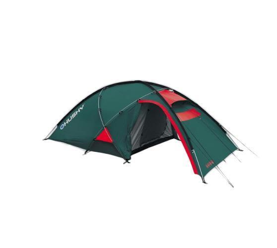 Палатка Husky Felen 3-4 Dark Green, цвет: темно-зеленыйУТ-000048321Трехсезонная просторная палатка Felen 3-4 отлично подойдет для путешествий. Палатка отличается хорошей устойчивостью, имеет два входа и просторный тамбур. В комплекте компрессионный мешок. Особенность конструкции платки состоит в системе фиксации несущих дуг благодаря внешней конструкции. Эта система основывается на карманах из ткани, сквозь которые продеваются дуги и петлях из усиленного пластика. Такой вид фиксации позволяет легко и быстро поставить палатку даже в экстремальных погодных условиях. Палатка комплектуется дугами из дюралевого сплава, алюминиевыми колышками и комплектом для ремонта. Характеристики: Размер палатки: 200 см x 355 см x 135 см. Размер спального места: 200 см х 220 см. Размер палатки: Материал внешнего тента: 210Т Polyester Ripstop с полиуретановым покрытием 6000 мм/см2. Материал внутреннего тента: водоотталкивающий нейлон 190T, вставки из противомоскитной сетки. Материал пола: 190Т Polyester с...