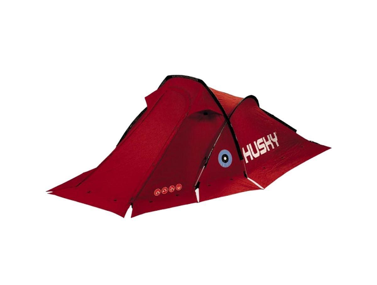 Палатка Husky Flame 2 RedУТ-000048421Самая маленькая палатка в экстремальной серии Husky. Многократно протестированная в экспедициях палатка Flame 2 - идеальный выбор для скалолазания, лыжного спорта и велотуризма.