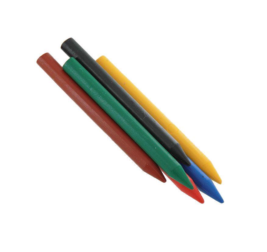 """Восковые карандаши """"Луч"""", 6 цветов 19046, 12С860-08"""