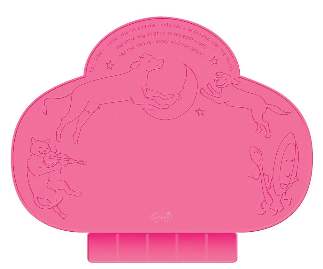 Салфетка-накладка на стол Tiny Diner, цвет: розовый72284Салфетка-накладка на стол Tiny Diner выполнена из экологически чистых материалов и имеет специально разработанный запатентованный дизайн. Салфетка-накладка защитит ребенка от микробов, находящихся на поверхности стола, и от разлива жидкости на колени малыша. Оформлена она веселыми рельефными рисунками, которые развлекут кроху. В углубленную нижнюю часть попадает пролитая жидкость и крошки, которые уронил малыш. Накладка крепится на столе с помощью присосок. Ее не нужно стирать - достаточно просто протереть тряпочкой. Салфетка легко сворачивается, благодаря чему ее можно брать с собой в сумку и использовать во время поездок. Не содержит латекс, фталаты и бисфенол А. Рекомендуемый возраст: от 6 месяцев.