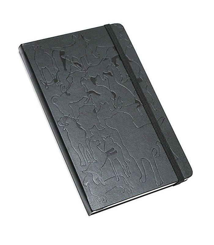 Визитница Durable на 200 карт PVC коричневый 238311
