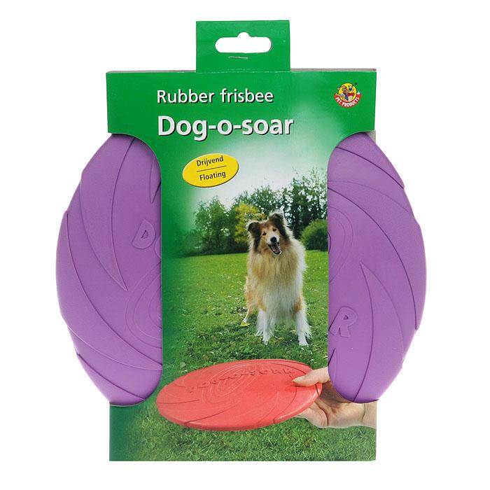 Игрушка для собак I.P.T.S. Фрисби, цвет: сиреневый, диаметр 22 см625705Игрушка I.P.T.S. Фрисби, выполненная из резины, отлично подойдет для совместных игр хозяина и собаки. В отличие от пластиковых, такая Фрисби не образует острых зазубрин и трещин, способных повредить десны питомца. Совместные игры укрепляют взаимоотношение и понимание. Давая новую игрушку вашему питомцу, не оставляйте животное без присмотра, не убедившись, что собака не может разгрызть данную игрушку. Диаметр: 22 см.