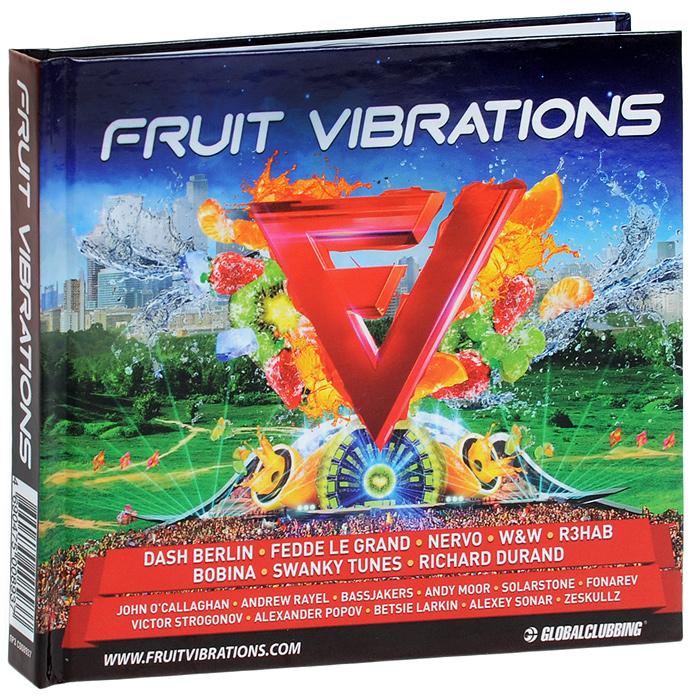 Fruit Vibrations (3 CD) 2014 3 Audio CD