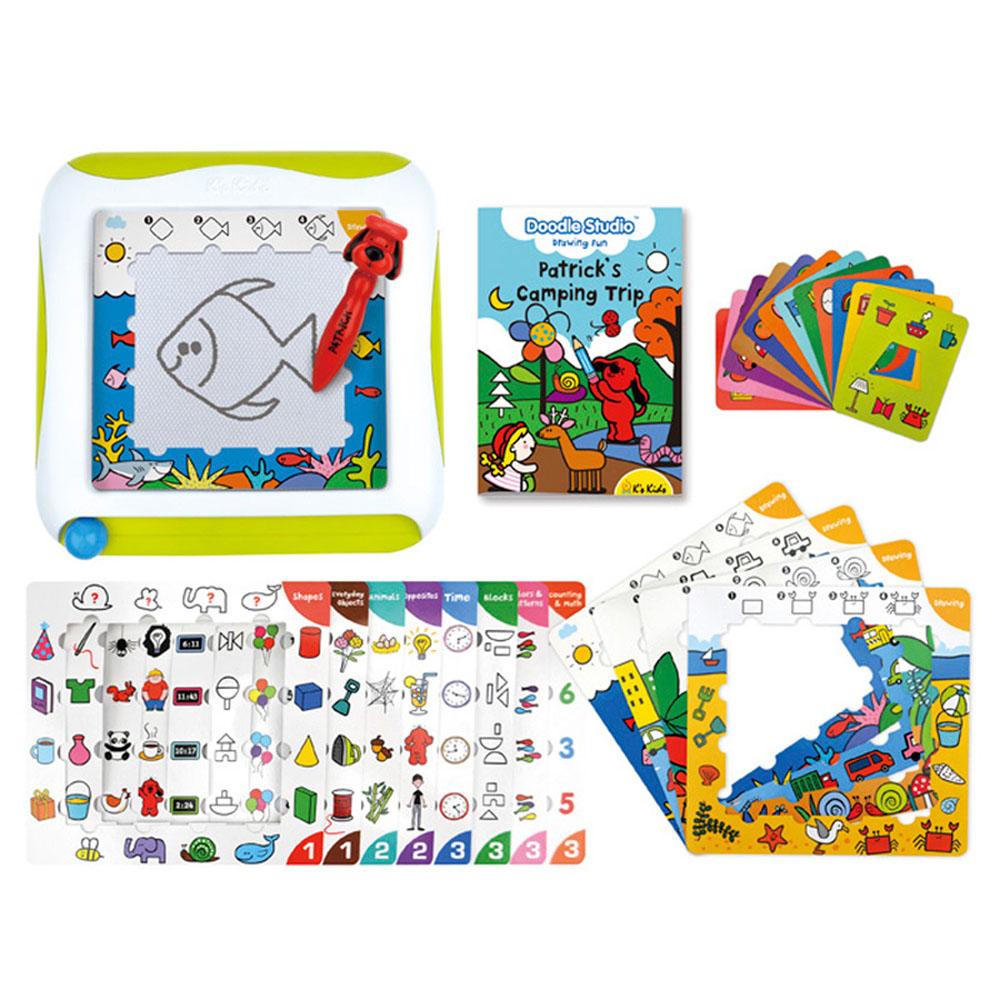 """Доска для рисования """"K\'s Kids"""", с обучающими карточками ( KA656 )"""