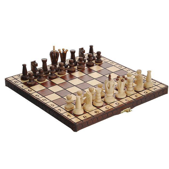 Шахматы Wegiel Королевские, размер: 30х15 х5 см. 30283028