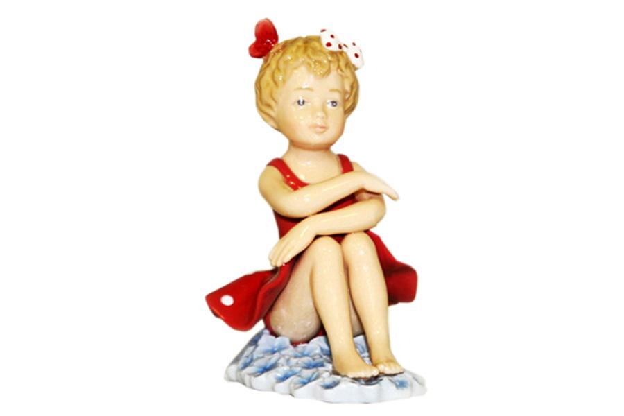 Статуэтка Балерина (в красном платье)N-PB0952/A-ALМатериал: Фарфор. Цвет: красный. Серия: Статуэтки.