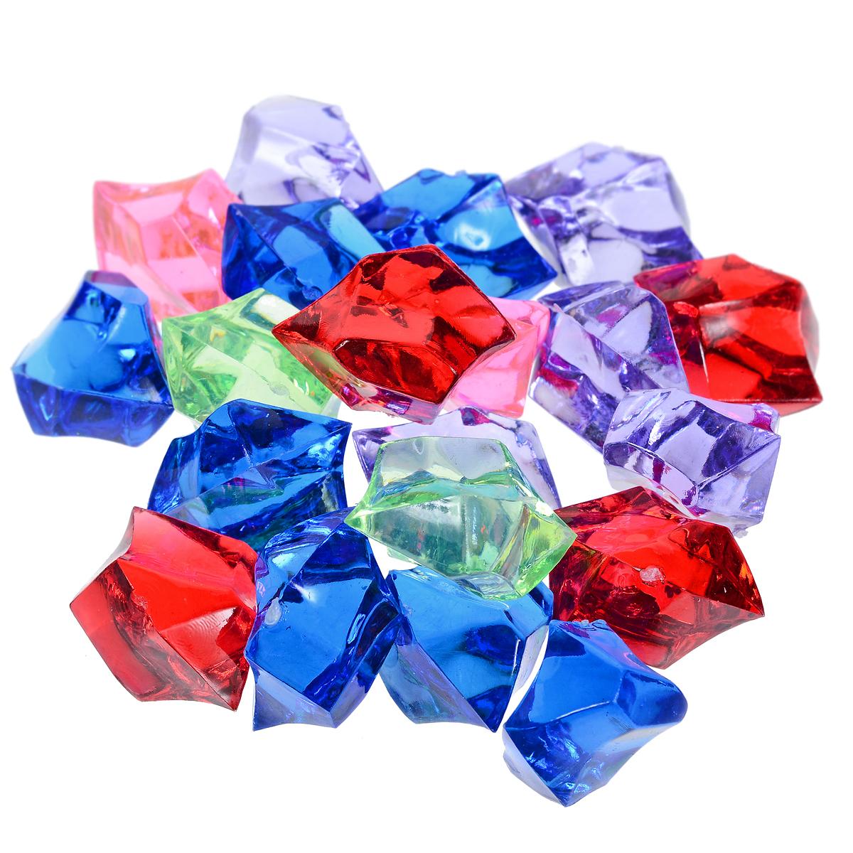 Набор декоративных кристаллов Большие камни микс, 70 г824-012Набор декоративных кристаллов Большие камни микс, выполненный из пластика, замечательно подойдет для украшения вашего дома. Его можно использовать для создания индивидуального интерьера, а так же как наполнитель декоративных ваз. Декоративные кристаллы создают чувство уюта и улучшают настроение. Материал: пластик.