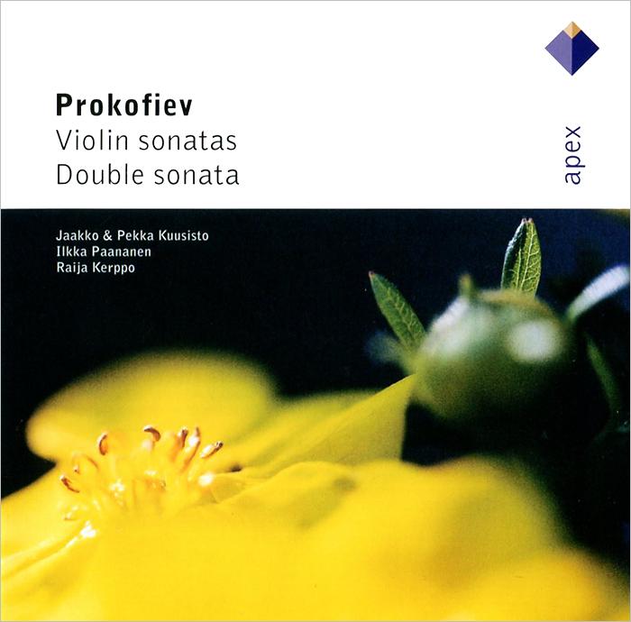 Prokofiev. Violin Sonatas / Double Sonata