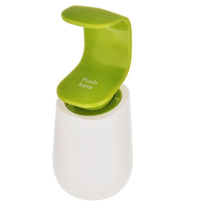 Дозатор для мыла Joseph Joseph C-Pump, цвет: зеленый, 300 мл85053
