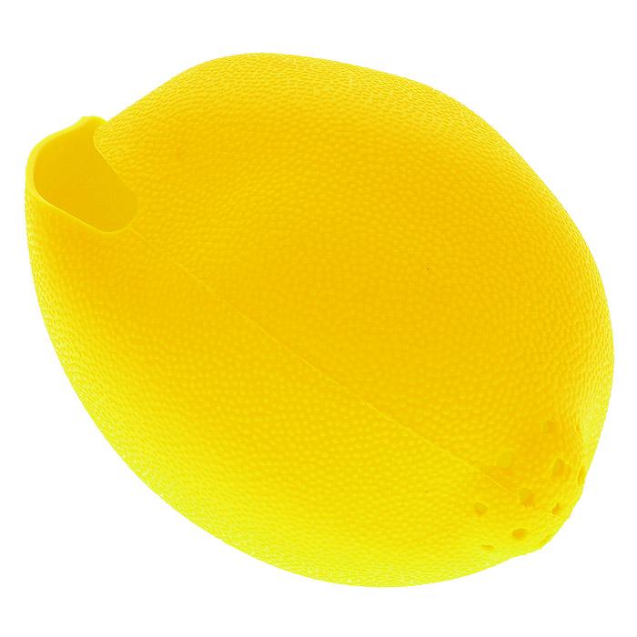 Соковыжималка для цитрусовых Лимон843-002Соковыжималка Лимон специально предназначена для лимонов, лаймов и апельсинов. Изделие выполнено из силикона в виде лимона. Специальные отверстия задерживает косточки и мякоть, пропуская в стакан только сок. Соковыжималка для цитрусовых поможет вам всегда иметь в стакане только свежий сок. Можно мыть в посудомоечной машине.