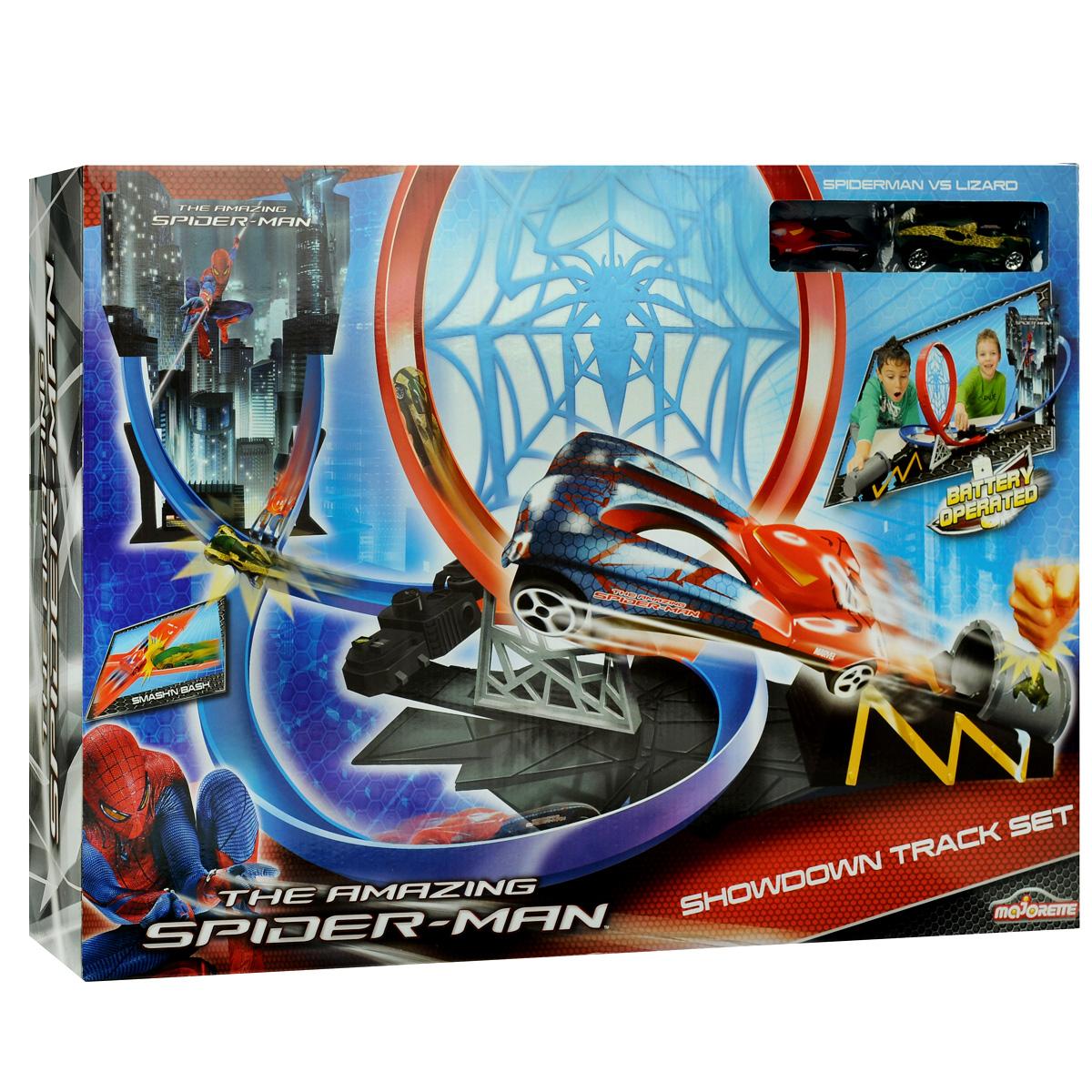 Majorette ���� Spider-Man vs Lizard, � 2 ��������� - Majorette3089718���� Majorette Spider-Man vs Lizard ������ ���������� ��� ��������� �������� � ������������ ����� ����� ��������-����� � �����. ���� �������� �������� ������������� ������������� � ��������� ��������, ��� �������� ������� ��������� � ��������� ����� � ����� ��������-�����. ��������� ������������ ��������� ���������� ������� � ������ �� ������� �������� �������� ��������, ����� �������� ������� ����� � ���������� ���� �������� �� ������ ������. � ����� ����� ������ ��� ������� � ����������� ����������, ������� ������� ������� ���� ��������� � ������. ���� � ������ Majorette Spider-Man vs Lizard ������� ������������� �����������, �������������� �������� �������� � �������. ��� ������� ����� � �������� �� ������ �������! ���������� �������� 3 ��������� ����������� 1,5V ���� �� (�� ������ � ��������).