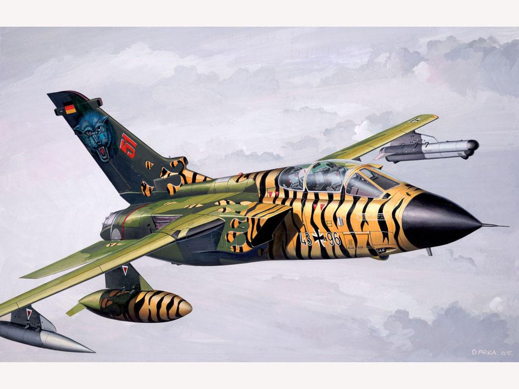 """Сборная модель Revell """"Самолет Tornado IDS"""""""