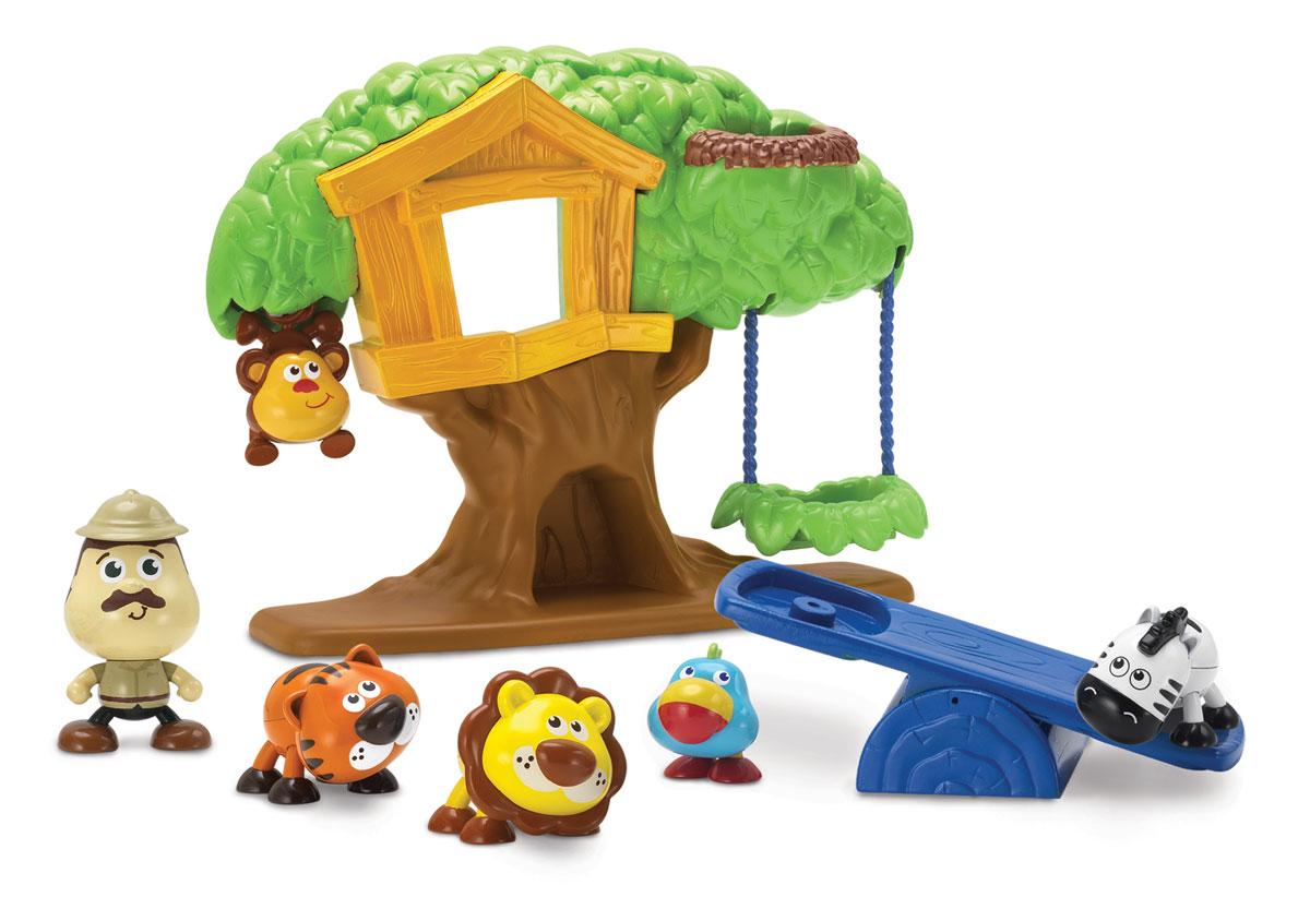 Игровой набор Bkids «Дерево-домик»