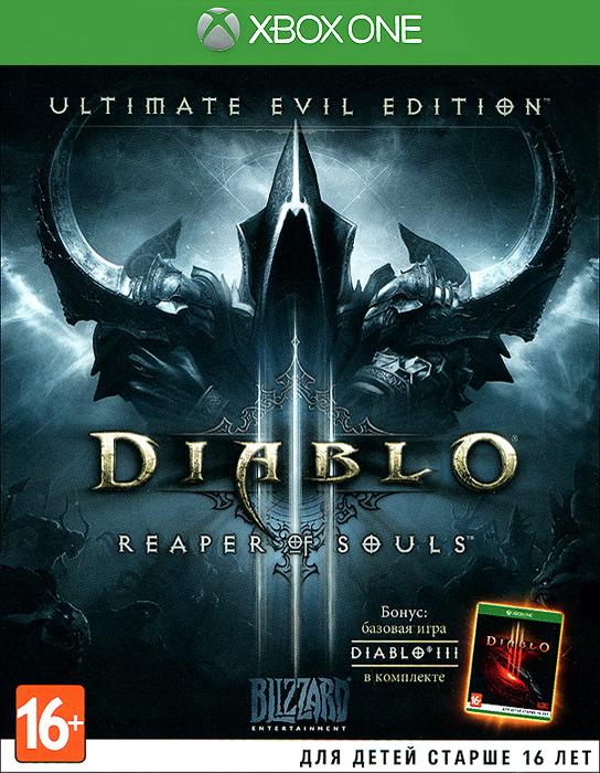 Zakazat.ru: Diablo III: Reaper of Souls
