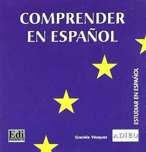 Comprender en espanol