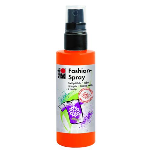 Краска-спрей для текстиля Marabu