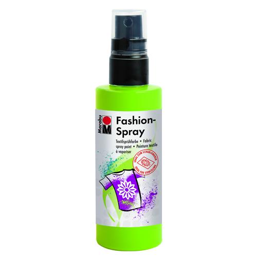 Краска-спрей для текстиля Marabu Fashion Spray, цвет: reseda / травяной (061), 100 мл546630_061Краска-спрей для текстиля Marabu Fashion Spray, изготовлена на водной основе, подходит для светлой, очищенной от аппретуры и смягчителя ткани, а также для натуральных тканей, вискозы, смешанных тканей с содержанием синтетических волокон до 20%. Закрепляется краска-спрей с помощью утюга. С краской для текстиля Marabu Fashion Spray вы сможете оригинально и красиво украсить любой текстиль. Время высыхания 6 часов. Рекомендуется стирать и гладить с изнаночной стороны.