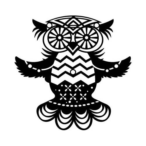Трафарет Marabu Flying Owl, 15 х 14 см546631_006Трафарет Marabu Flying Owl изготовлен из полиэстера с применением лазерной обработки. Изделие выполнено в виде летящей совы, декорированной узорным рисунком. Трафарет - это возможность создать профессиональный декор своими руками без художественных талантов, профессиональных навыков или привлечения специалистов. Трафаретная роспись доступна каждому, экономит ваши средства и дарит много положительных эмоций. Что бы вы ни затеяли: косметический ремонт своими силами или большой проект по декору целого дома, трафареты вам обязательно пригодятся. Добавьте оригинальность вашему интерьеру с помощью трафаретов. Оригинальное исполнение внесет изысканность в дизайн.