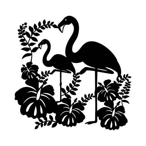 Трафарет Marabu Flamingo, 29 см х 28 см546632_005Трафарет Marabu Flamingo изготовлен из полиэстера с применением лазерной обработки. Изделие выполнено в виде изящных фламинго и цветов. Трафарет - это возможность создать профессиональный декор своими руками без художественных талантов, профессиональных навыков или привлечения специалистов. Трафаретная роспись доступна каждому, экономит ваши средства и дарит много положительных эмоций. Что бы вы ни затеяли: косметический ремонт своими силами или большой проект по декору целого дома, трафареты вам обязательно пригодятся. Добавьте оригинальность вашему интерьеру с помощью трафаретов. Оригинальное исполнение внесет изысканность в дизайн.