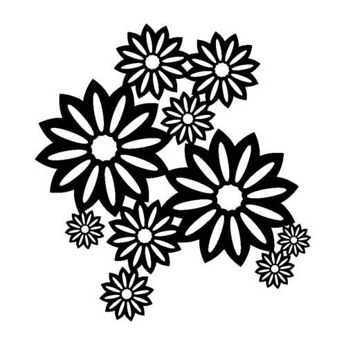 Трафарет Marabu Wild Blossom, 29 х 24 см546632_006Трафарет Marabu Wild Blossom изготовлен из полиэстера с применением лазерной обработки. Изделие выполнено в виде цветов разных размеров. Трафарет - это возможность создать профессиональный декор своими руками без художественных талантов, профессиональных навыков или привлечения специалистов. Трафаретная роспись доступна каждому, экономит ваши средства и дарит много положительных эмоций. Что бы вы ни затеяли: косметический ремонт своими силами или большой проект по декору целого дома, трафареты вам обязательно пригодятся. Добавьте оригинальность вашему интерьеру с помощью трафаретов. Оригинальное исполнение внесет изысканность в дизайн.