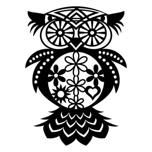 Трафарет Marabu Flowered Owl, 31 см х 23 см546632_008Трафарет Marabu Flowered Owl изготовлен из полиэстера с применением лазерной обработки. Изделие выполнено в виде совы, декорированной цветочным узором. Трафарет - это возможность создать профессиональный декор своими руками без художественных талантов, профессиональных навыков или привлечения специалистов. Трафаретная роспись доступна каждому, экономит ваши средства и дарит много положительных эмоций. Что бы вы ни затеяли: косметический ремонт своими силами или большой проект по декору целого дома, трафареты вам обязательно пригодятся. Добавьте оригинальность вашему интерьеру с помощью трафаретов. Оригинальное исполнение внесет изысканность в дизайн. Трафарет твердый, без основы.