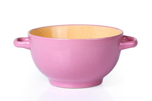 Бульонница Shenzhen Xin Tianli, цвет: розовый, 580 млTLSDX-5Бульонница Shenzhen Xin Tianli, изготовленная из высококачественной керамики, прекрасно впишется в интерьер вашей кухни и станет достойным дополнением к кухонному инвентарю. Такая бульонница не только украсит ваш кухонный стол и подчеркнет прекрасный вкус хозяйки, но и станет отличным подарком.