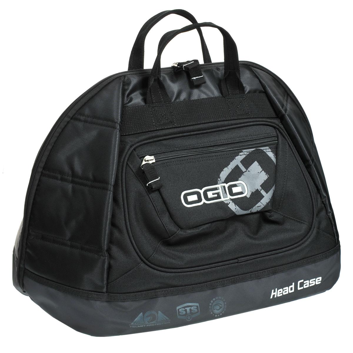 Сумка Ogio Head Case Stealth, цвет: черный121009.36В эту сумку прекрасно влезают все виды вело- мотошлемов со стабилизаторами и без них. Здесь имеются встроенные поролоновые панели IFOM и дополнительная текстильная подкладка обеспечивают надежную защиту. Более того, защитные карманы молний предотвращают появление царапин от зубцов молний, а вместительный карман обеспечит легкий доступ к очкам, линзам и отрывным пленкам. Кроме того имеется наружный карман на молнии для ценных вещей. Поддон долговечен, благодаря армированию. Инновационная технология iFOM представляет собой слой из поролона, который крепится к материалу внешнего покрытия. Этот слой не только обеспечивает надежную защиту находящихся внутри вещей, но также создает дополнительную структурную жесткость, придавая сумке элегантный и законченный внешний вид КОМПЛЕКТАЦИЯ Вместительная сумка для шлема. Подходит для всех типов и размеров шлемов со стабилизаторами и без них. Встроенные поролоновые панели IFOM и дополнительная...