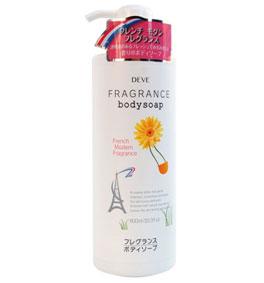 Deve Гель для душа French Modern Fragrance, ароматизированный, 600 мл017566Гель для душа Deve French Modern Fragrance- нежное жидкое средство, очищающее кожу, окутывая ее роскошным ароматом, который пропитан богатым убранством и грацией весенних цветов. В основе геля лежит особая формула, которая делает кожу шелковистой и нежной, сохраняет ее естественную увлажненность. Основа аромата - это французский коктейль, пропитанный нотами розы и фиалки в сочетании с черной смородиной, переходящими в прохладу сочных цитрусовых фруктов. Благодаря легким нотам мускуса в аромате есть место мистическим оттенкам и весеннему флирту. При возникновении аллергических реакций на коже прекратите использование средства. Избегайте попадания в глаза. Товар сертифицирован.