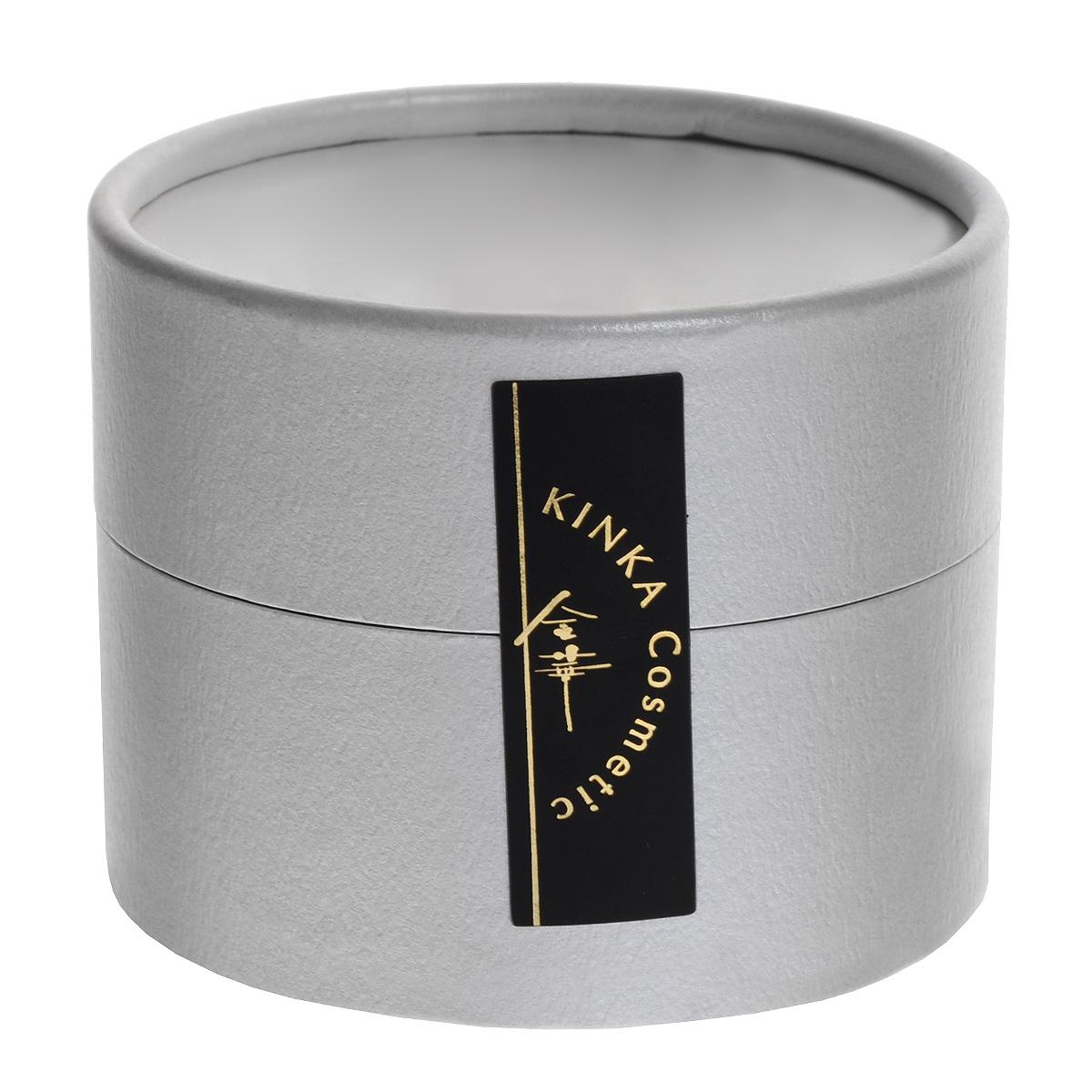 Kinka Крем для лица Gold Nano Kapsular EX, с наноколоидами платины и золота, в капсулах, 50 г (Hakuichi)