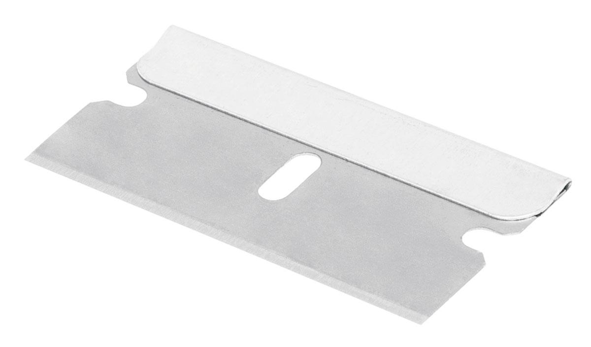 Нож запасной для скребка Truper, 5 штREP-SCRAPERЗапасные ножи предназначены для скребка Truper. При помощи скребка можно удалять краску, силикон и цемент с гладких поверхностей, таких как стекло, кафель, металл.