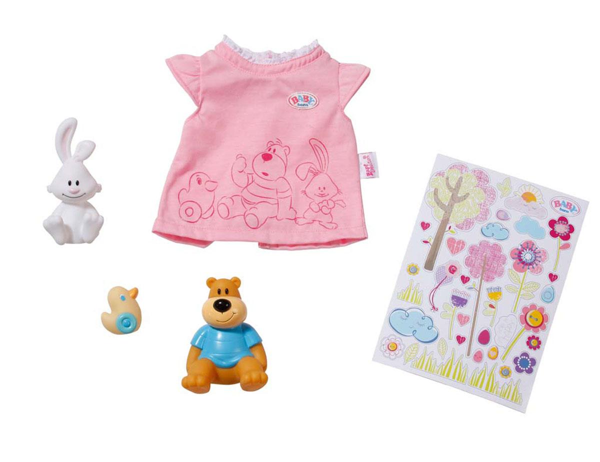 Baby Born Аксессуары для кукол Одежда и животные