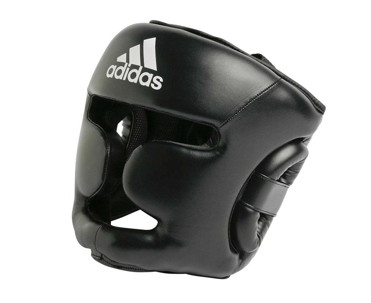 Шлем тренировочный Adidas Response Training, цвет: черный. adiBHG02. Размер XS