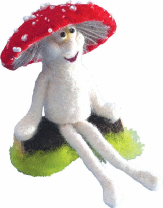 Набор для валяния Лесовичок, 12 см х 9 см. В-063348750Набор для валяния Лесовичок поможет вам создать свой личный шедевр - оригинальную забавную игрушку, изготовленную из натуральной шерсти. В наборе есть все необходимое для создания собственного чуда: - шерсть для валяния (Новая Зеландия): 7 цветов, - игла для валяния: 2 шт, - бисер Preciosa Ornela (Чехия): 2 цвета, - мулине Madeira, - цветная схема, - инструкция на русском языке. Работа, сделанная своими руками, создаст особый уют и атмосферу в доме и долгие годы будет радовать вас и ваших близких. Ведь вы выполните ее с любовью! Размер готовой работы: 12 см х 9 см.