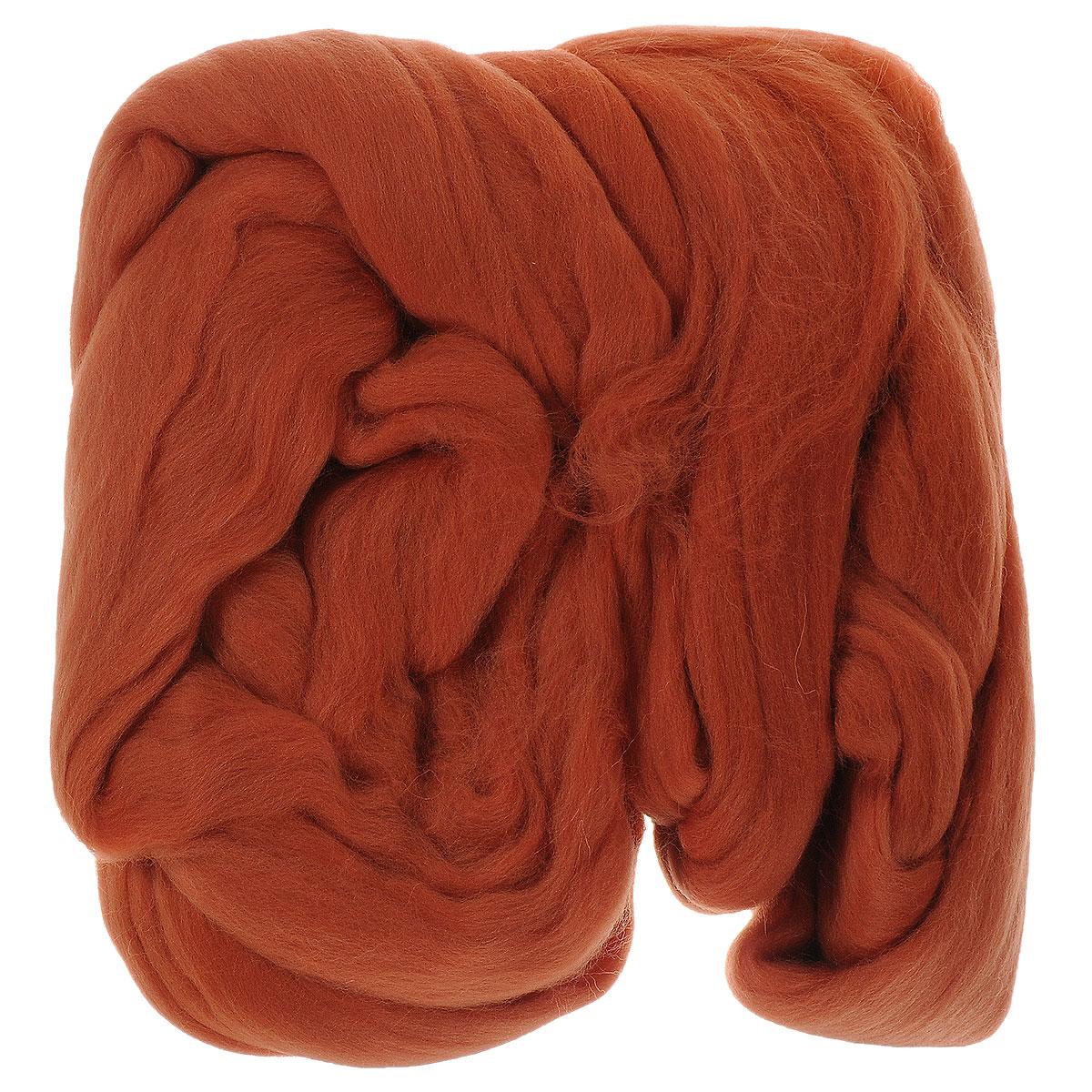 Шерсть для валяния Астра, тонкая, цвет: багряный (0131), 100 г366137_0131Тонкая шерсть для валяния Астра идеально подходит для сухого и мокрого валяния. Шерсть не линяет и не вызывает аллергию. Выполнена из 100% натурального материала. Валяние шерсти - это особая техника рукоделия, в процессе которой из шерсти для валяния создается рисунок на ткани или войлоке, объемные игрушки, панно, декоративные элементы, предметы одежды или аксессуары. Только натуральная шерсть обладает способностью сваливаться или свойлачиваться.