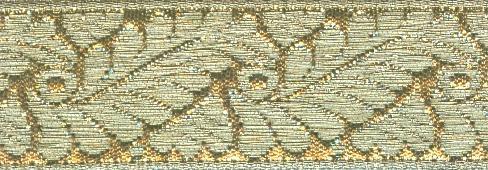 Тесьма жаккард 1988, 25 мм х 16,4 м Астра. 77033177703317Декоративная тесьма Астра выполнена из жаккарда и оформлена цветочным орнаментом. Такая тесьма идеально подойдет для украшения декоративных тканей и одежды, а также оформления различных творческих работ в таких техниках, как скрапбукинг, аппликация, декор коробок и открыток. Тесьма наивысшего качества и практична в использовании. Она станет незаменимым элементом в создании рукотворного шедевра.