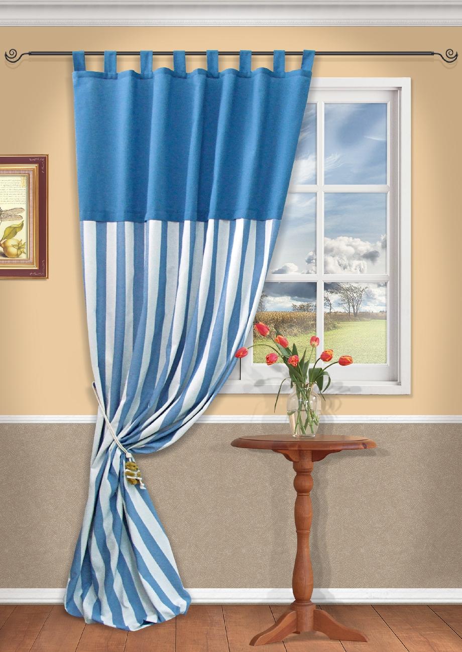 Штора Kauffort Бриксен, на петлях, цвет: голубой, высота 292 см. UN111104640UN111104640Роскошная портьерная штора Kauffort Бриксен выполнена из полиэстера, хлопка и акрила. Материал прочный, плотный и при этом мягкий на ощупь. Штора имеет оригинальную текстуру ткани и приятный дизайн, благодаря чему привлечет к себе внимание и органично впишется в интерьер помещения. Эта штора будет долгое время радовать вас и вашу семью! Штора крепится на карниз при помощи петель. Также имеется шторная лента, которая поможет красиво и равномерно задрапировать верх. В комплект входит: Штора - 1 шт. Размер (Ш х В): 148 см х 292 см.