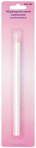 Карандаш маркировочный Hobby&Pro, смывающийся676721Маркировочный карандаш Hobby&Pro используется для нанесения линий на ткань при шитье и вышивке. Смывается холодной водой.