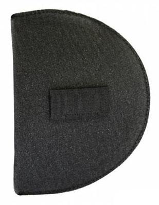 Плечевые накладки Hobby & Pro, втачные на липучке, обшитые, цвет: черный. ВК - 14/А686146_черныйПлечевые накладки Hobby & Pro выполнены из поролона и используются при пошиве блузок и платьев из легких тканей с втачной формой рукава. Они не соскальзывают с плеч благодаря застежке-липучке. Края накладок обшитые.