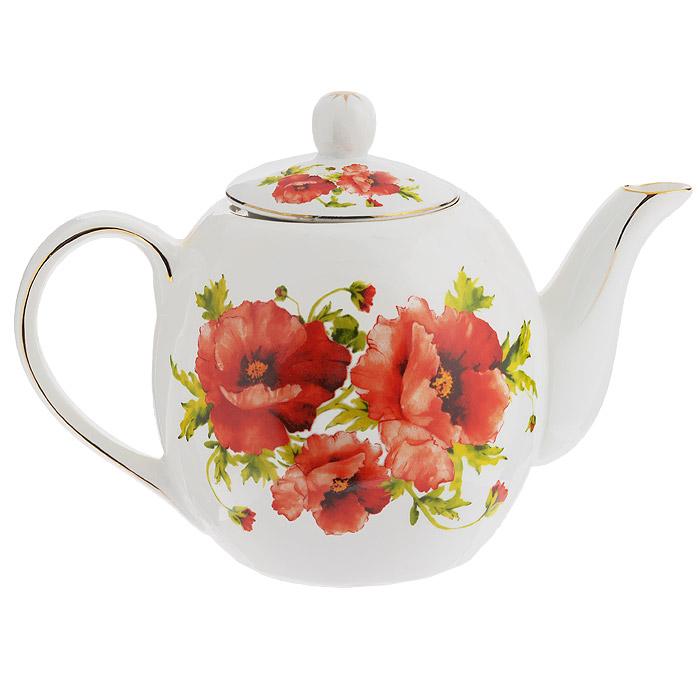 """Чайник заварочный Briswild """"Мак"""", 1,35 л. 589-121"""
